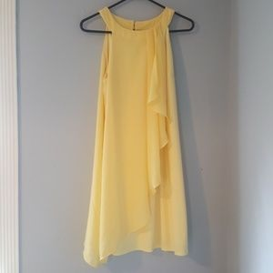 Cato Medium Yellow Dress